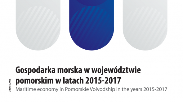 Maritime economy in Pomorskie Voivodship in 2015-2017