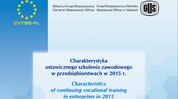 Characteristics of continung vocational training in enterprises in 2015