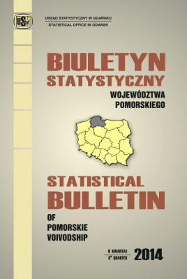Statistical Bulletin of Pomorskie Voivodship - II quarter 2014