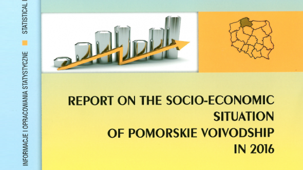 Report on the socio-economic situation of Pomorskie Voivodship in 2016