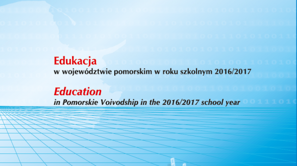 Education in Pomorskie Voivodship in the 2016/2017 school year