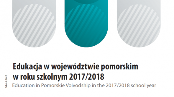 Education in Pomorskie Voivodship in the 2017/2018 school year